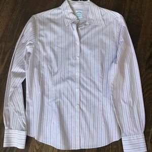 Brooks Brothers Oxford Shirt, Size 12